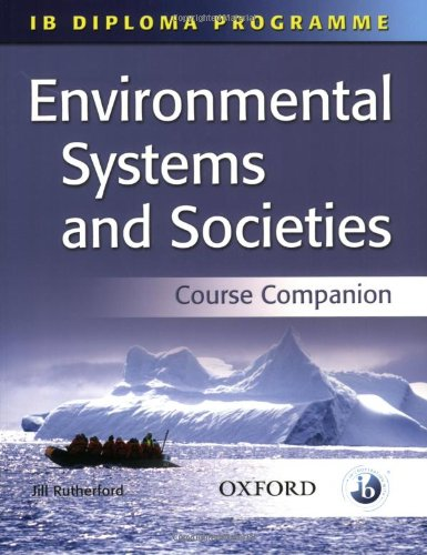 ib enviromental system and socieities