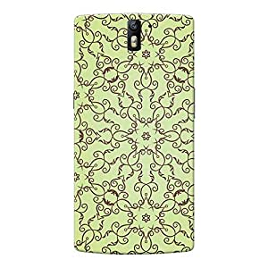 Mobile Back Cover For Oneplus 1/ One Plus 1 / One Plus One (1+1) (Printed Designer Case)