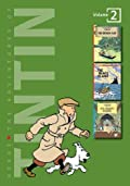 THE 3-IN-1 SERIES. THE ADVENTURES OF TINTIN: VOLUME 2