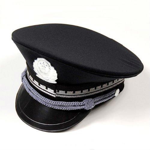 コスプレ ポリスハット 警官帽子 ポリスキャップ