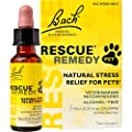 Bach Rescue Remedy Pet Natural Stress Relief For Pets 10 ml
