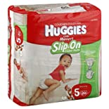Huggies Diapers Pants, Size 5 (Over 27 lb), Disney Baby, Jumbo 20 ct