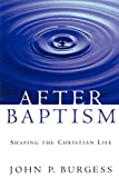 img - for After Baptism: Shaping the Christian Life book / textbook / text book