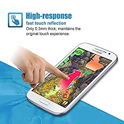 QAWACHH Tempered Glass For Samsung i9082 Grand