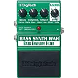 Digitech XBW Bass Bass Synth Wah Pedal