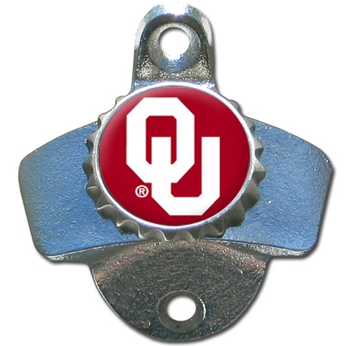 NCAA Oklahoma Sooners Wall Bottle Opener