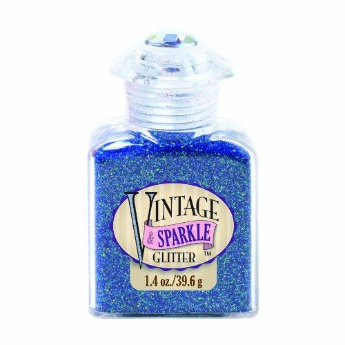 Sulyn Vintage & Sparkle Glitter - Malibu Blue