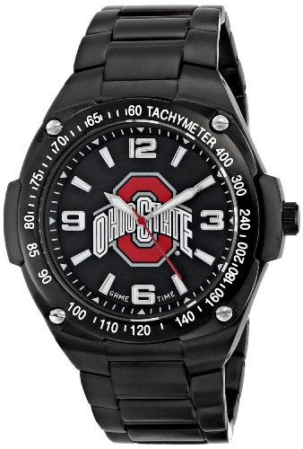 """Game Time Men'S Col-Gla-Osu """"Gladiator"""" Watch - Ohio State front-582261"""