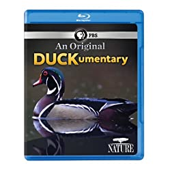 Nature: An Original Duckumentary [Blu-ray]