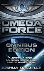 Omega Force Series Omnibus (Books 1-3)