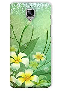 IndiaRangDe Hard Back Cover FOR OnePlus Three