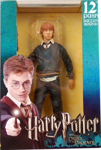 Harry Potter Order of the Phoenix Ron Weasley 12' Action figure