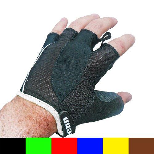 Buy Low Price Tenn Fingerless Glove Summit Cycle Mitt (B006GQUSK4)