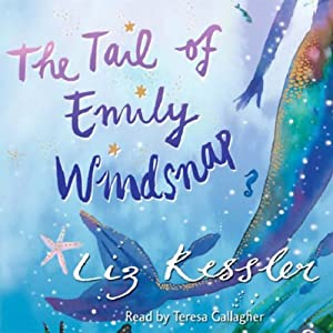 The Tail of Emily Windsnap Audiobook