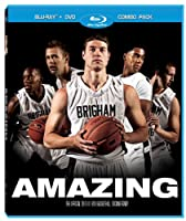 Amazing The Official 2010-11 Byu Basketball Documentary Blu-raydvd Combo from Canasian Media