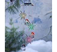 Color-Changing Snowman and Snowflakes…