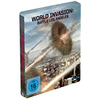 World Invasion: Battle Los Angeles (Limited Steelbook Edition)  [Blu-ray]