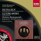 Dutilleux & Lutoslawski: Cello Concertos
