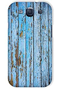 IndiaRangDe Hard Back Cover FOR Samsung Galaxy S3 III I9300