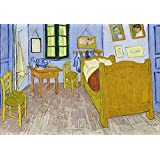 "Bedroom In Arles By Van Gogh - Van Gogh Famous Oil Paintings Art Print - ""Top 10 Van Gogh Paintings"" Collection..."