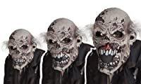 California Costumes Men's Ani-Motion Masks - Zombie Ani-Motion Mask from California Costumes