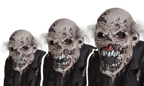 California-Costumes-Mens-Ani-Motion-Masks-Zombie-Ani-Motion-Mask