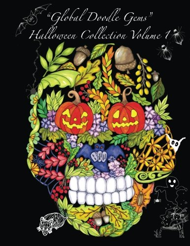 global-doodle-gems-halloween-collection-volume-1-the-ultimate-coloring-bookan-epic-collection-from-a