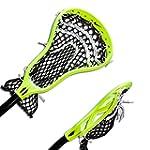 Nike Lacrosse Blur Complete Stick, Volt