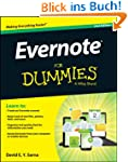Evernote For Dummies (For Dummies (Co...
