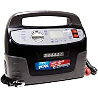 Peak PKC0C15G 15 Amp Smart Charger with Inflator