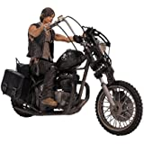 McFarlane Toys The Walking Dead TV Deluxe Box Set (Daryl Dixon with Chopper)