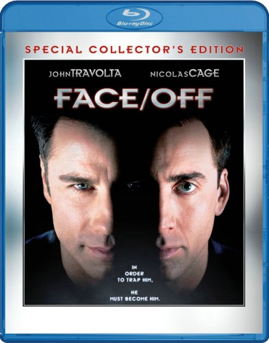 Cover art for  Face/Off (Special Collector's Edition) [Blu-ray]