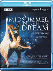 Mendelssohn: A Midsummer Night's Dream [Blu-ray] [Import]