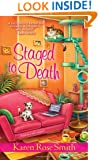 Staged to Death (A Caprice Deluca Mystery)