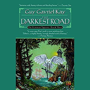 The Darkest Road Audiobook