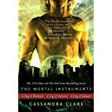 The Mortal Instruments: City of Bones; City of Ashes; City of Glassby Cassandra Clare