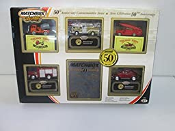 2002 Matchbox Collectibles 50th Anniversary Commemorative Series w VW Bug