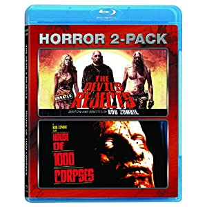 Click to buy Scariest Movies of All Time: Devil's Rejects / House Of 1,000 Corpses from Amazon!