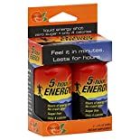 5 Hour Energy Energy Shot, Orange, 2 - 2 fl oz (59 ml) bottles