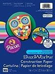 Pacon SunWorks Construction Paper, 9-...