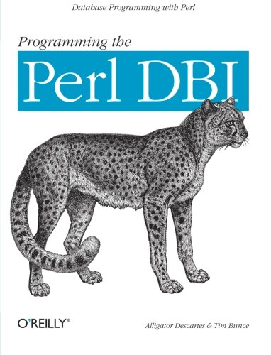 Programming the Perl DBI: Database programming with Perl PDF