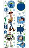 Imperial 31720539 Disney Toy Story Glow in the Dark Self-Stick Instant Decor Kit
