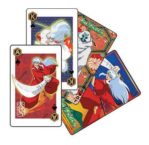 INUYASHA PLAYING CARD - 1