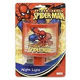 Marvel Heroes Spiderman Curved Night Light