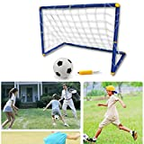 Hot Selling Portable Folding Children Kid Goal Football Door Set Football Gate Outdoor Indoor Toy Sports Toy