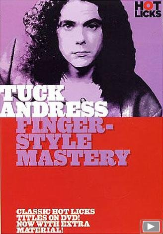 Tuck Andress - Fingerstyle Mastery
