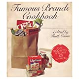 Famous Brands Cookbook (0843733942) by Cavin, Ruth