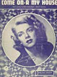 img - for Come On-A My House (Cover Photo: Rosemary Clooney) book / textbook / text book