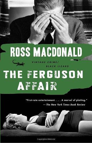 The Ferguson Affair (Vintage Crime/Black Lizard) front-1004389