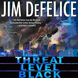 Threat Level Black Audiobook